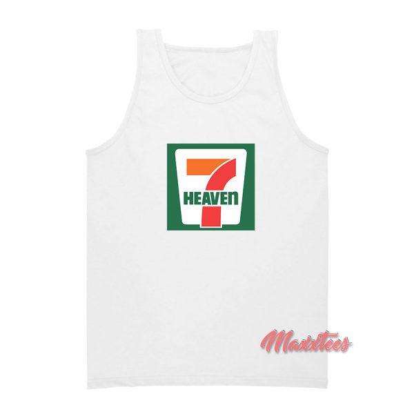 Seventh Heaven 7 Eleven Logo Tank Top