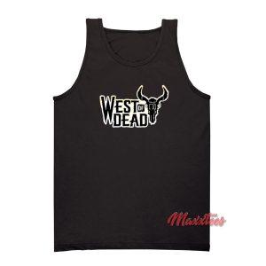 West of Dead Logo Tank Top