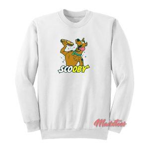 Scooby Doo Subway Sandwich Sweatshirt