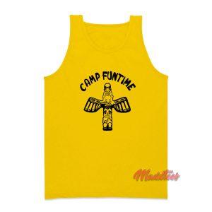 Camp Funtime Blondie Debbie Harry Tank Top