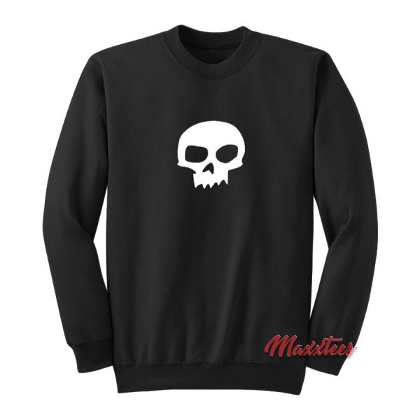 Sid Toy Story Skull Sweatshirt