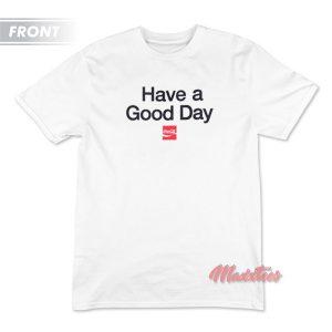 Good Day Coca-Cola x Herschel Supply T-Shirt