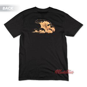 Mac Miller Swimming Wave T-Shirt