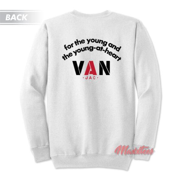 VAN JAC Van Jacket Sweatshirt