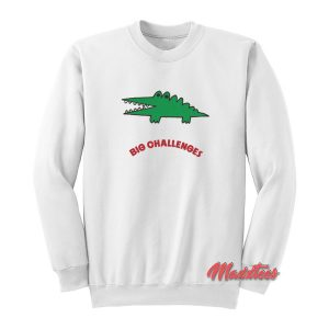 1978 Sanrio Big Challenges Gator Sweatshirt