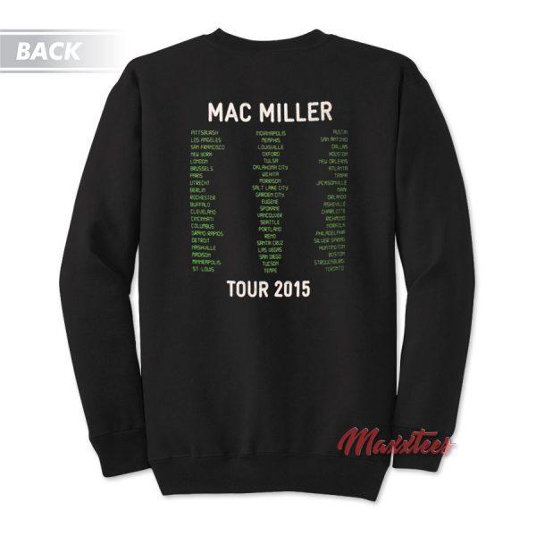 Mac Miller GOOD AM Tour Sweatshirt
