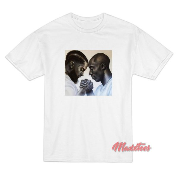 Nipsey Hussle And Kobe Bryant T-Shirt