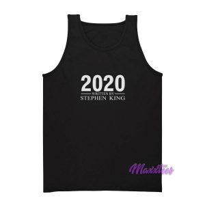 2020 Written By Stephen Tank Top