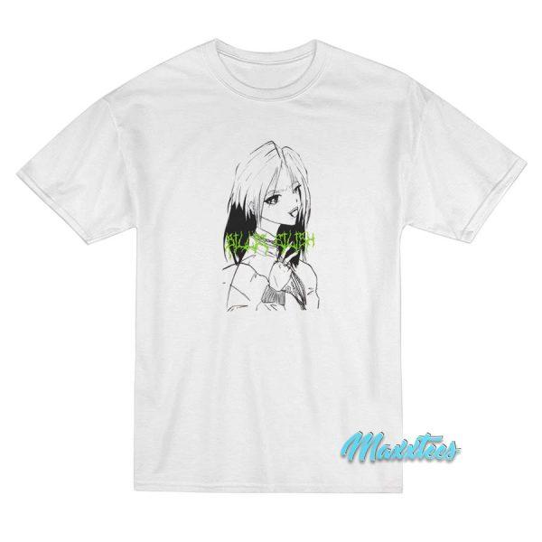 Billie Eilish Manga T-Shirt
