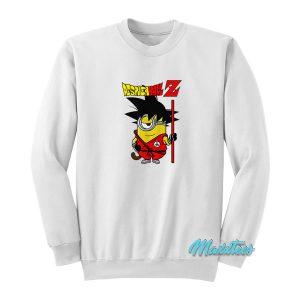 Goku Minion Fusion Sweatshirt
