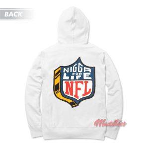 4Hunnid NFL Logo Parody Hoodie