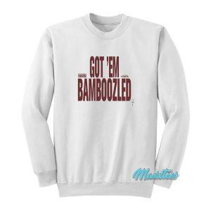 Travis Scott Franchise Got 'Em Bamboozled Sweatshirt