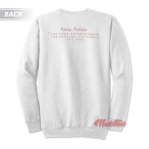 Kendrick Lamar Kenny P. Race Sweatshirt