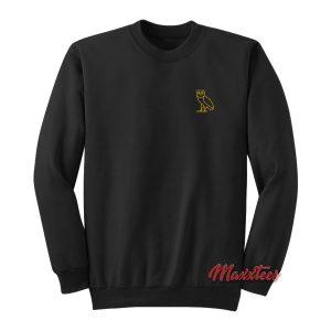 OVO Owl Small Logo Sweatshirt