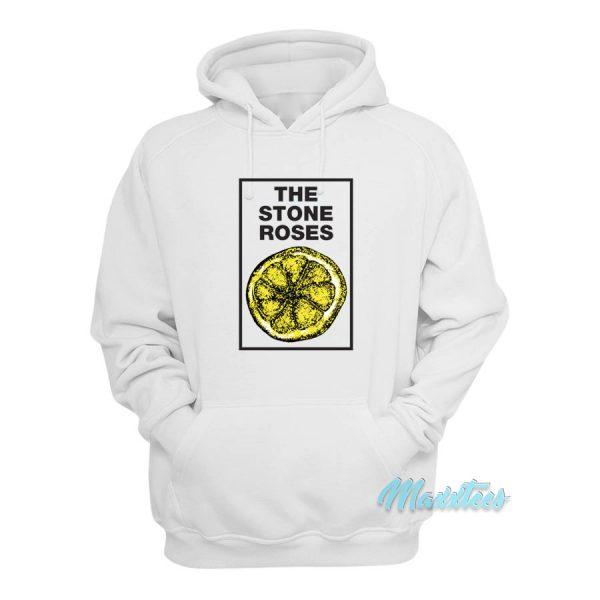 The Stone Roses Lemon Hoodie