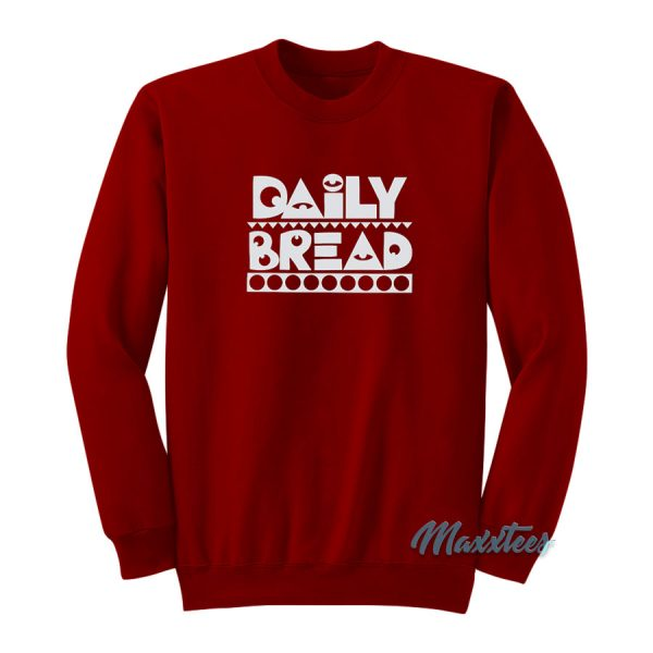 Daily Bread Mac Miller Sweatshirt