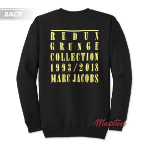 Heaven Marc Jacobs Nirvana Sweatshirt