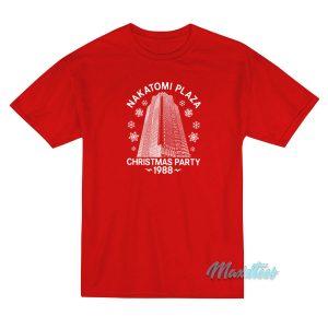 Nakatomi Plaza Christmas Party 1988 T-Shirt