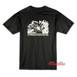 Greatest Trick Jim Longden T-Shirt
