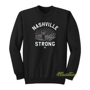 2020 Nashville Strong Sweatshirt