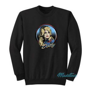 Dolly Parton Western Sweatshirt