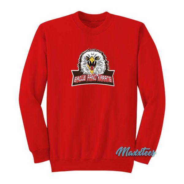 Eagle Fang Karate Sweatshirt