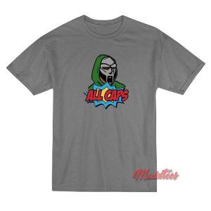 MF DOOM All Caps T-Shirt