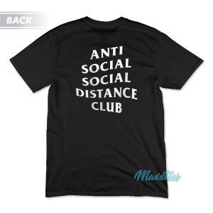 Anti Social Social Distance Club T-Shirt