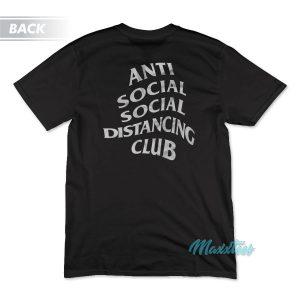 Anti Social Social Distancing Club T-Shirt