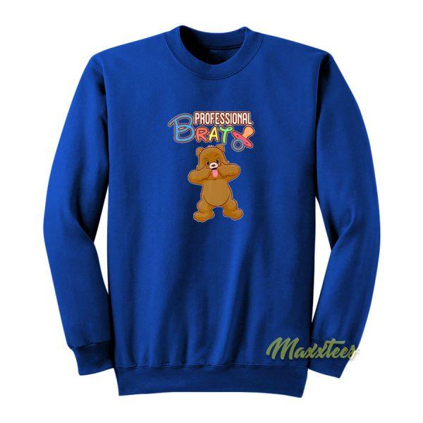 Professional Brat Sweatshirt