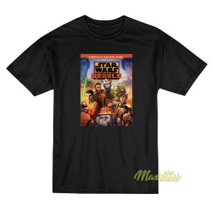 Star Wars Rebels Complete Season T-Shirt