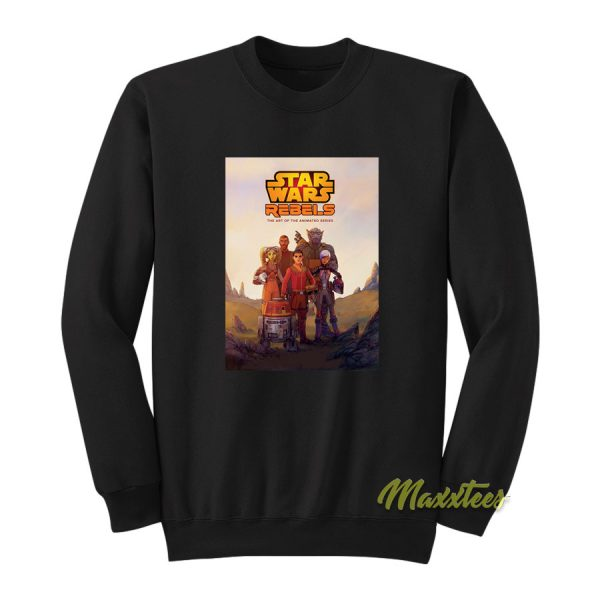 Star Wars Rebels Cover Sweatshirt