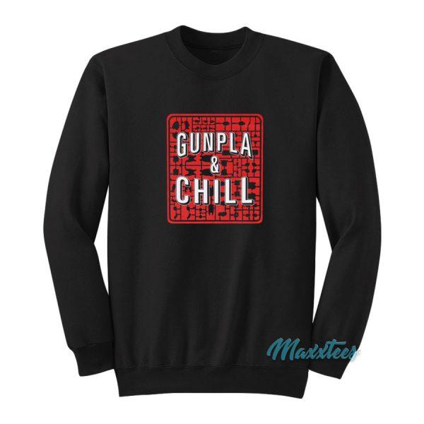 Gunpla And Chili Sweatshirt