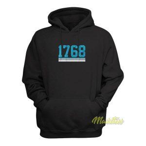1768 San Jose Hockey Hoodie