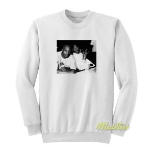 2Pac Feat DMX Sweatshirt
