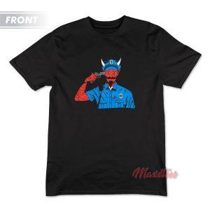 FOAR Friend Of A Rapper Anti Police Brutality T-Shirt