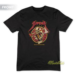 Suptallica Mega Tour T-Shirt