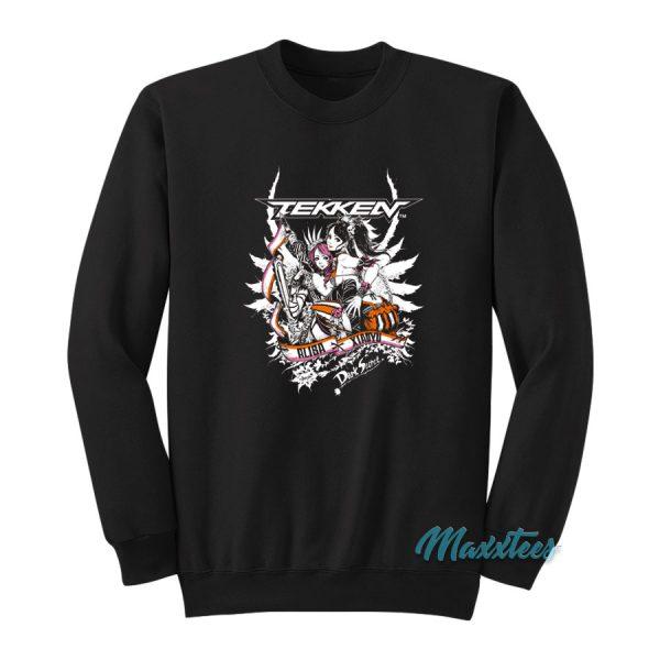 Tekken 7 Alisa And Xiaoyu Dark Secret Sweatshirt