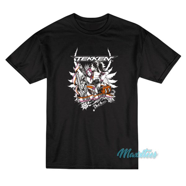 Tekken 7 Alisa And Xiaoyu Dark Secret T-Shirt
