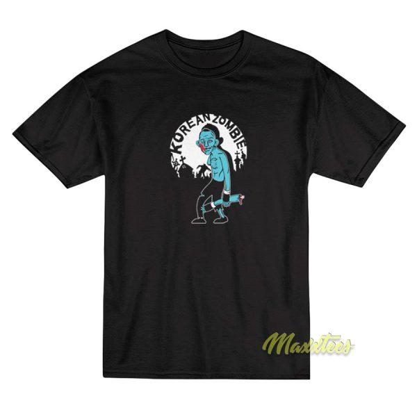 Korean Zombie Chan Sung Jung T-Shirt