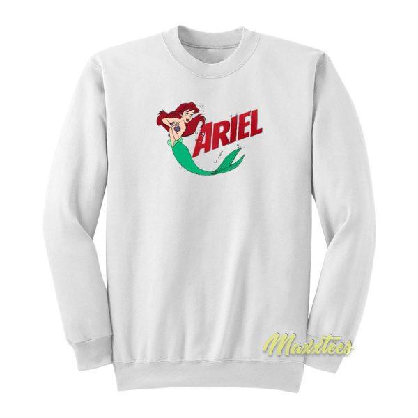 Ariel Svg Little Mermaid Sweatshirt