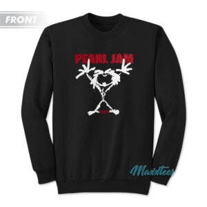 Pearl Jam Alive Stickman Sweatshirt