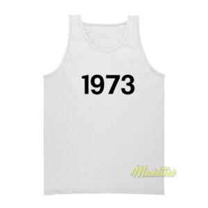 1973 Unisex Tank Top