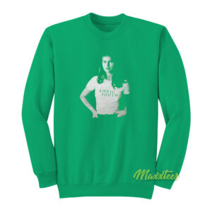 Vintage 90s Sonic Youth Kim Gordon Concert Sweatshirt
